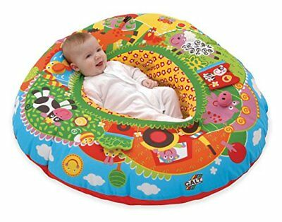 Galt Playnest Farm Covered Inflatable Ring New