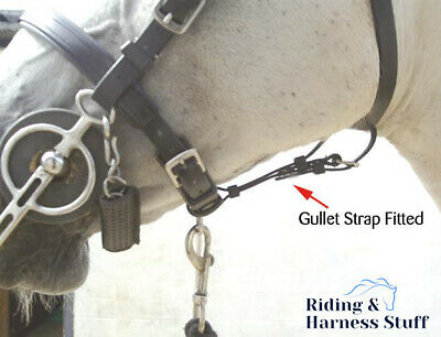 Zilco Driving Harness Safety Gullet Strap
