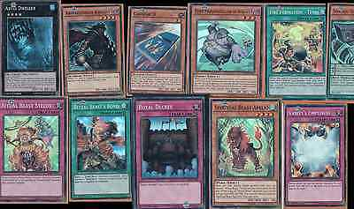 The Secret Forces Cards SUPER RAREs THSF-EN MINT YU-GI-OH Pick your own