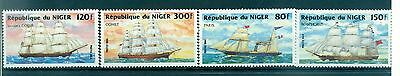 Voiliers - Vessels Niger 1984