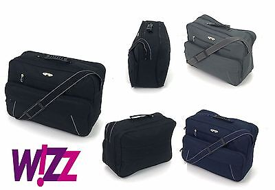 Wizz Air cabin bag hand luggage fits in 42x32x25cm Massive 33 litre capacity