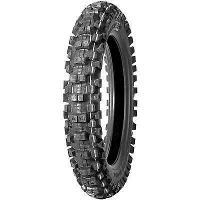 Bridgestone Mx M404 80/100-12 Mid Hard Rear Motocross Off Road Dirt Bike Tyre