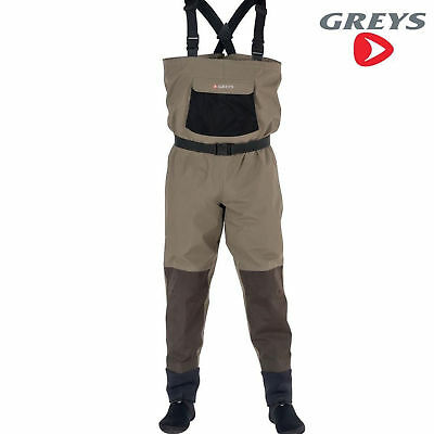 Greys Strata CTX Breathable Chest Wader Large