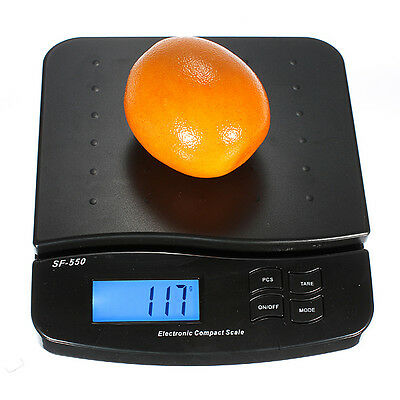 25kg-1g Digital Electronic Scales LCD Kitchen Postal Postage Parcel Post Office