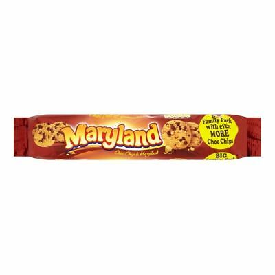 Maryland Choc Chip & Hazelnut Cookies (250g)