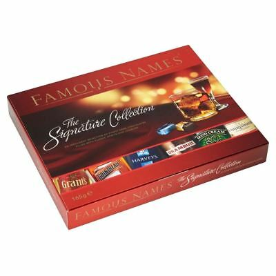 Elizabeth Shaw Famous Names The Signature Collection Liqueur Chocolates (165g)