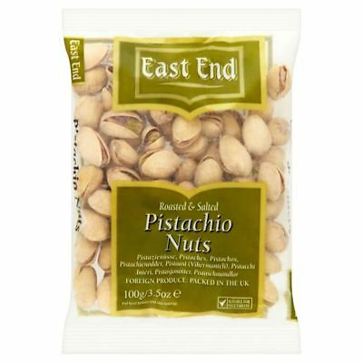 East End Pistachio - Roasted & Salted (100g)