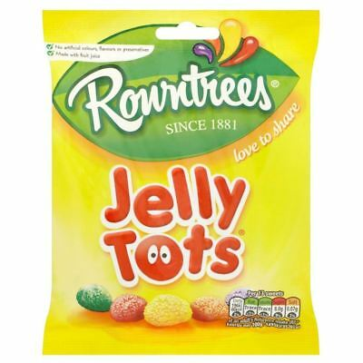 Rowntree's Jelly Tots (160g)