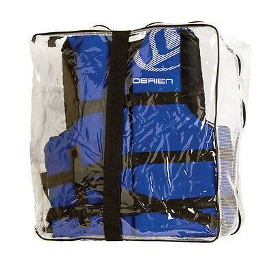 4 Pack O'Brien Universal Boating Waterski Wakeboard Towable Buoyancy Aid Vest