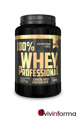 Gold's Nutrition 100% whey protein professional 1 kg proteine siero+omag scitec