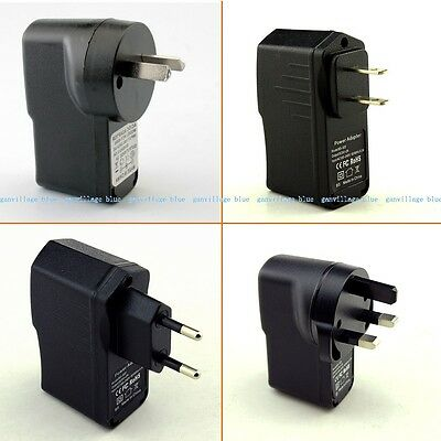 AC 100-240V To DC 5V 2A USB Power Adapter Converter Charger For Raspberry PI New