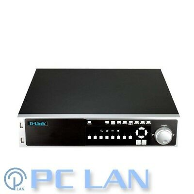 D-LINK 6-Bay Network Video Recorder DNR-2060-08P