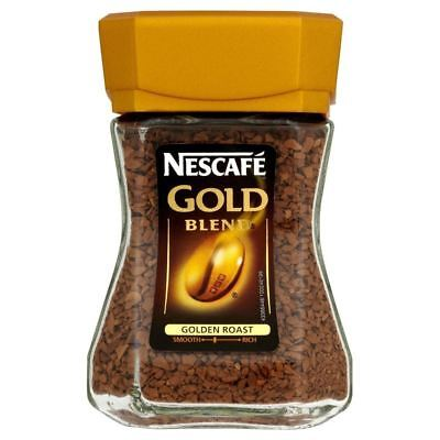 Nescafe Gold Blend Coffee (50g)