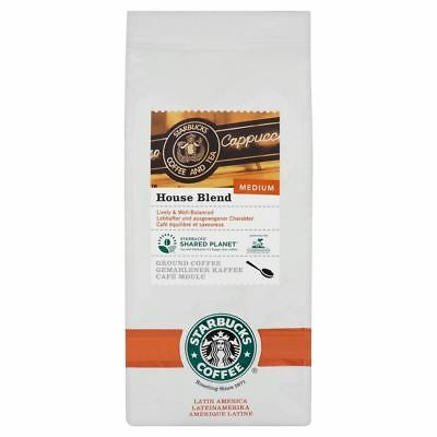 Starbucks House Blend Latin America Roast Medium Coffee (227g)