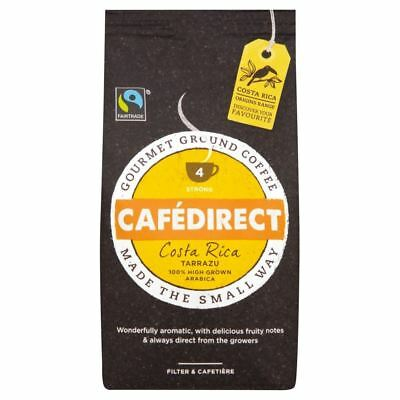 Cafédirect Costa Rica Roast & Ground Coffee (227g)