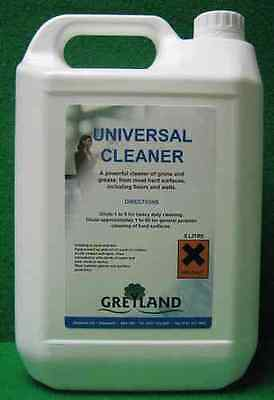 Greyland Universal Hard Surface Cleaner 5Ltr, Cleaning Supplies