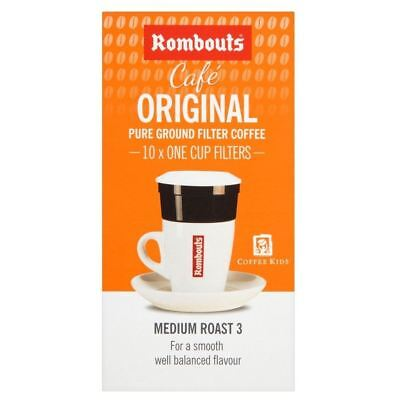 Rombouts Original Individual Filter Coffees (10)