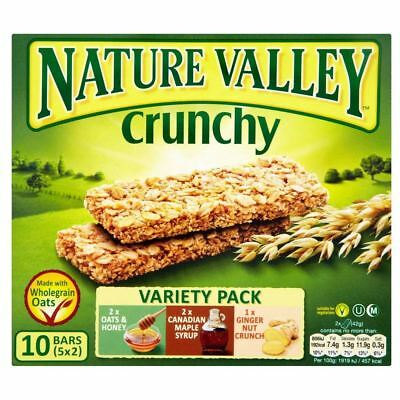 Nature Valley Crunchy Granola Bars - Variety (5x42g)