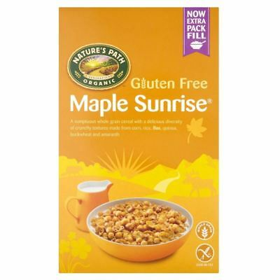 Nature's Path Organic Maple Sunrise Gluten Free (300g)