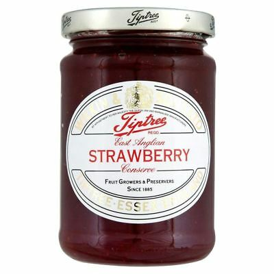 Tiptree East Anglian Strawberry Conserve (340g)