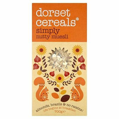 Dorset Cereals Simply Nutty Muesli (700g)