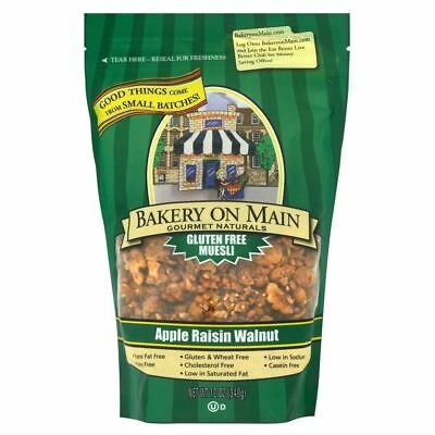 Bakery on Main Apple, Raisin & Walnut Gluten Free Granola (340g)