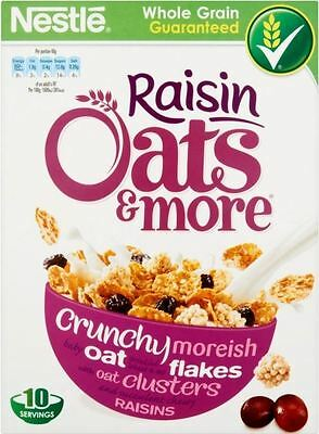 Nestle Oats & More Raisin (425g)