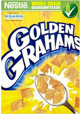 Nestle Golden Grahams (375g)