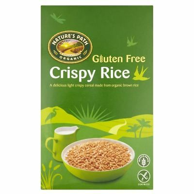 Nature's Path Free From Organic Crispy Rice Cereal (284g)