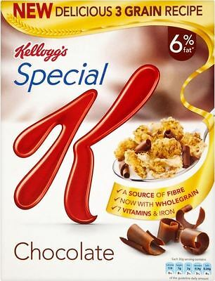 Kellogg's Special K Chocolate Curls (300g)