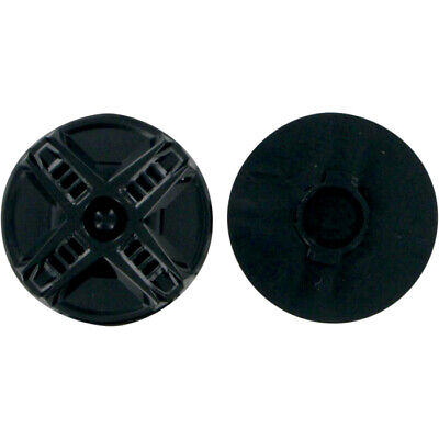 AGV Genuine Replacement Pivot Covers for Blade Helmet (Black)