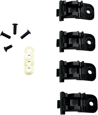 ALPINESTARS Replacement Buckle Base Set for Tech 10/Tech 6 Boots (Black)