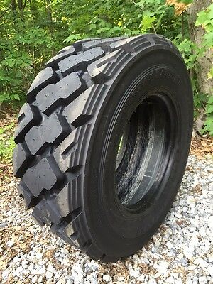 1 HD 12-16.5 Carlisle Ultra Guard MX Skid Steer Tire 12X16.5-14 PLY-Made in USA