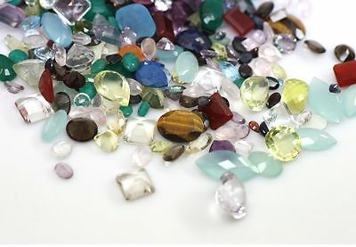 50 carats  full cut gemstones. Earth mined, Ready to mounting ! Non cabochons!