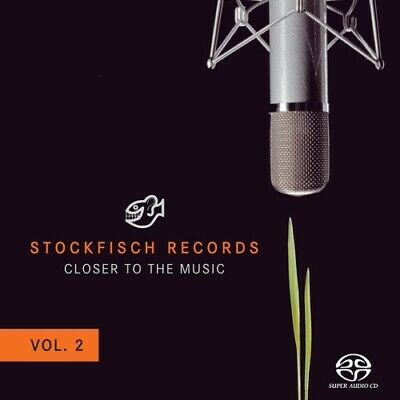 STOCKFISCH | Records - Closer To The Music Vol. 2 SACD