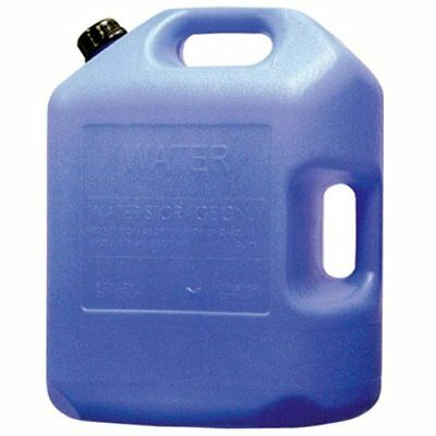 Midwest Can Company 6 Gal Blue Wtr Can 6700 New