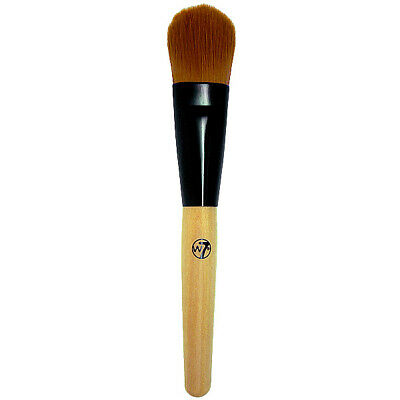 W7 Cosmetics -  Professional Foundation Brush Liquid Make Up Brush Applicator