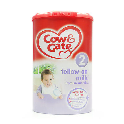 Cow & Gate Follow On Milk Stage 2 From 6 Months+ 900G