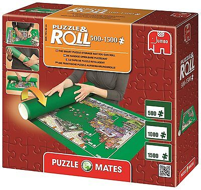 Puzzle Mate & Roll Puzzlematte Matte Teppich 17690 Jumbo bis 1500 Teile NEU OVP