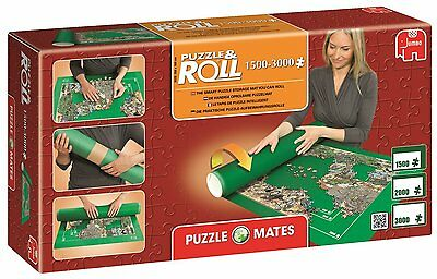 Puzzle Mate & Roll Puzzlematte Matte Teppich 17691 Jumbo bis 3000 Teile NEU OVP