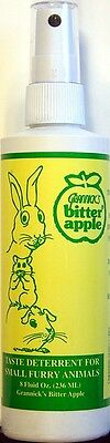 Grannicks Bitter Apple Spray For Small Furry Animals 8oz Direct from Manuf