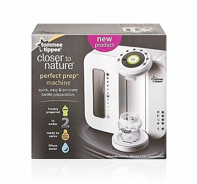 Tommee Tippee Perfect Prep Machine Baby Bottle Feeding. Guarantee. Fast Delivery