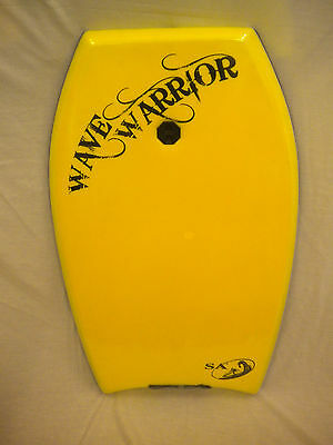 """33""""/84cm  Warrior Slick Body Board by S A Marshalls Assorted Colours WB058"""