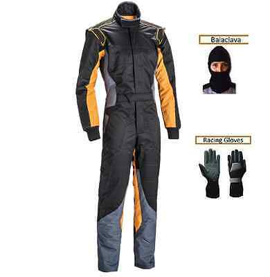 Go kart race suit (free gifts)