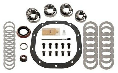 MASTER INSTALL KIT - TIMKEN BEARINGS - FORD 8.8 SOLID AXLE REAR - see notes