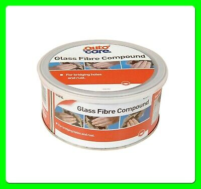 Glass Fibre Body Filler Compound [AC557] (p40) inc hardener