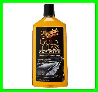 Meguiars Car Shampoo & Conditioner [G7116 ] Gold Class Wash