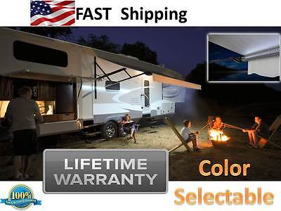 LED Motorhome RV Lights __ Color SELECTABLE ----- Remote Control ---- New 2015