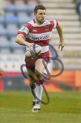 Wigan Warriors Hand Signed Darrell Goulding 6X4 Photo 14.