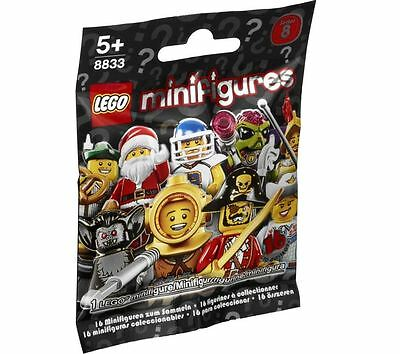 Lego 8833 Series 8 Minifigures Choose From The List